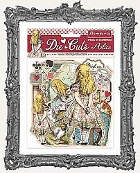 Stamperia Die-Cuts - Alice in Wonderland