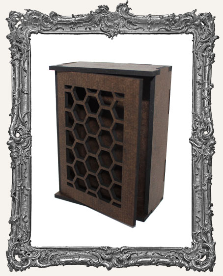 Door Shrine or ATC Box Kit - Honeycomb