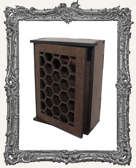 Door Shrine or ATC Box Kit - Honeycomb