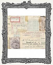 Tim Holtz - Idea-ology - Document Collage Paper