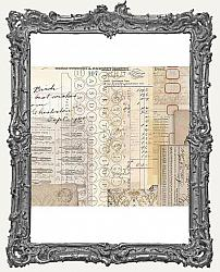 Tim Holtz - Idea-ology - Typography Collage Paper