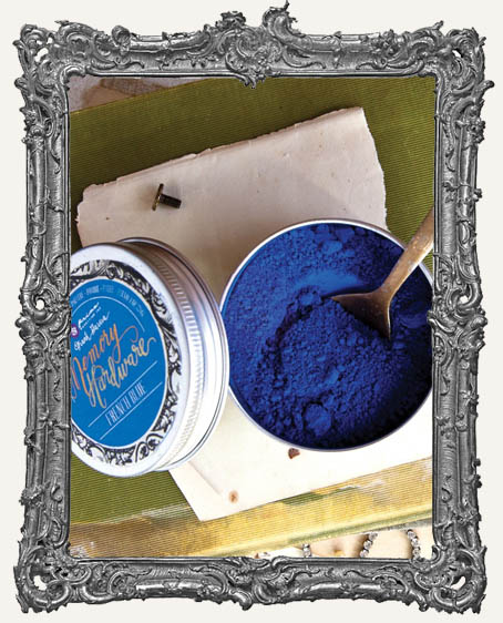 Prima Memory Hardware Artisan Powder - French Blue