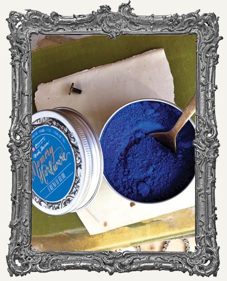 Prima Memory Hardware Artisan Powder - French Blue