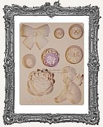 Prima Art Decor Mould - Magic Love