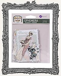 Prima Marketing - My Sweet Cardstock Ephemera 27 Pieces