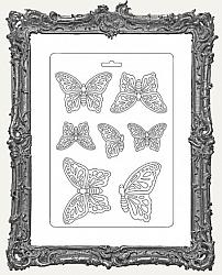 Stamperia Soft Maxi Mould MINI - Butterflies