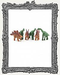 Miniature Dinosaurs - Set of 6