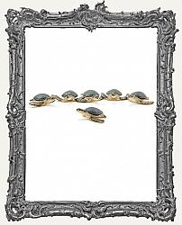 Miniature Sea Turtles - Set of 6