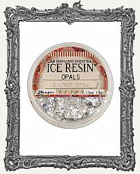 ICE Resin Opals - Silver