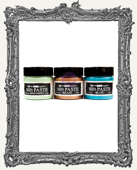 Finnabair - Art Extravagence - PATINA Effect Paste Set