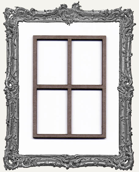 ATC Frame - 4 Pane Window
