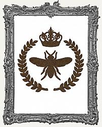 Large Queen Bee Laurel Collection - One Set - 4 Pieces