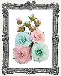 Prima Marketing Mulberry Paper Flowers - Magic Love - Forever