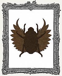 Mixed Media Creative Surface Board - Scarab Beetle