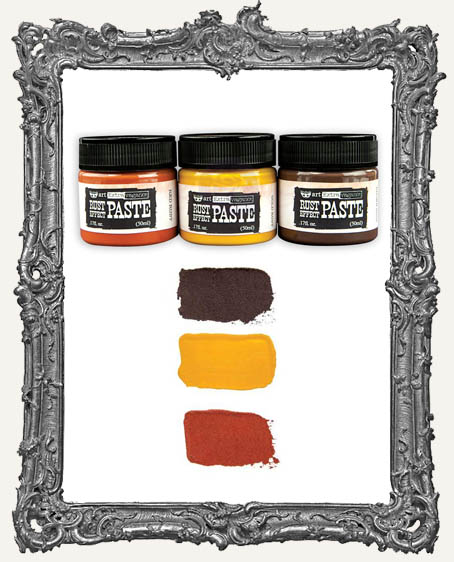 Finnabair - Art Extravagence - Rust Paste Set