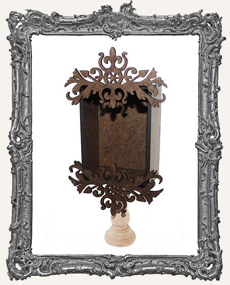Ornate Flourish ATC Shrine Kit - Style 2