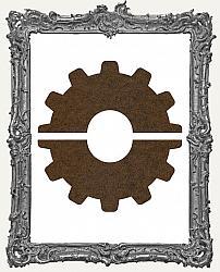 Mixed Media Creative Surface Board - Split Gear Style 1