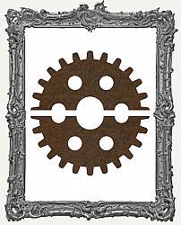 Mixed Media Creative Surface Board - Split Gear Style 5