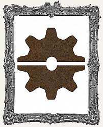 Mixed Media Creative Surface Board - Split Gear Style 7