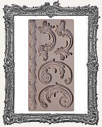 Prima Re-design Art Decor Mould - Lilian Scrolls
