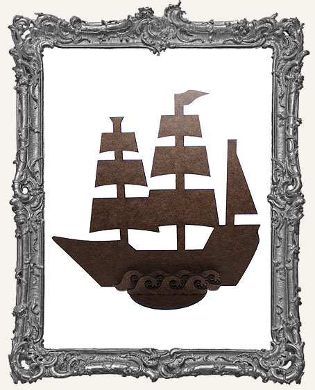 Stand Ups - Vintage Pirate Ship Kit