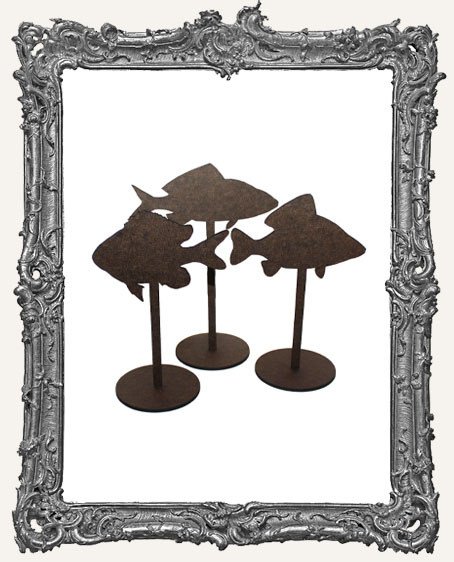 Fish Sticks Specimen Stand Ups - Individual Set of 3