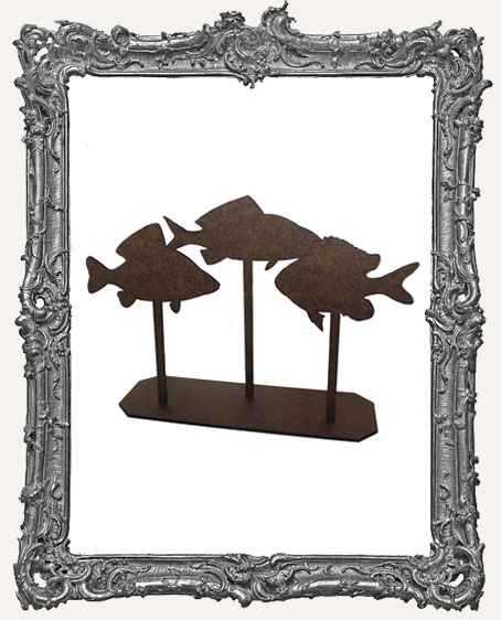 Fish Sticks Specimen Stand Ups - Group