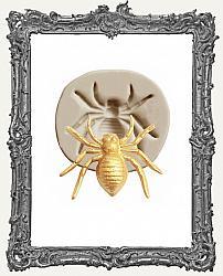 Small Grey Silicone Mold - Spider