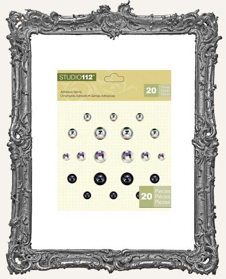 Studio 112 Adhesive Gems - Gems 4