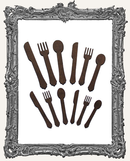Cutlery Cut-Outs - 12 Pieces