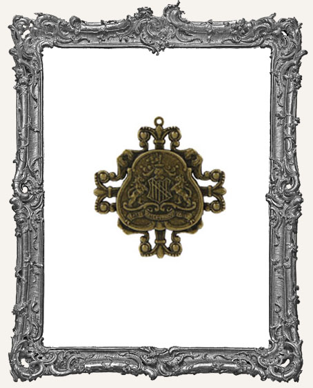 A Gilded Life Bronze or Silver - Family Crest