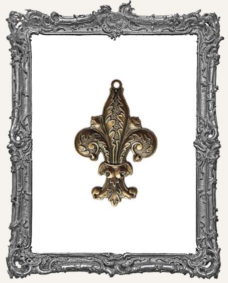 A Gilded Life Bronze or Silver - Fleur de Flourish
