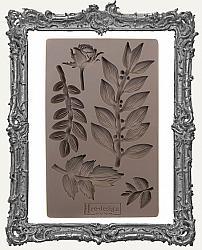 Prima Art Decor Mould - Leafy Blossoms
