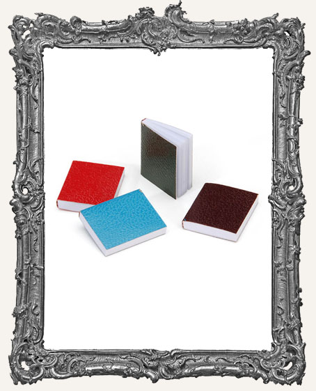 Miniature Assorted Books - 3/4 Inch - 4 Pieces