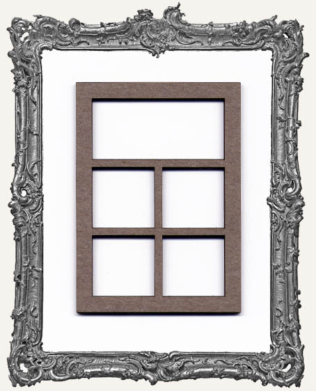 ATC Frame - 5 Pane Window
