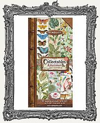 Stamperia Collectables Double-Sided Paper Pad 6X12 - Amazonia