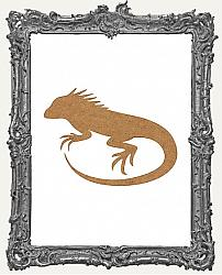 Chipboard Iguana Cut-Outs - 3 Pieces