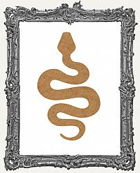 Chipboard Snake Cut-Outs - 3 Pieces