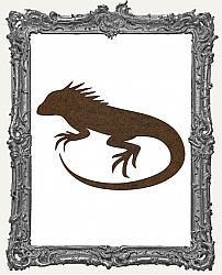 Mixed Media Creative Surface Board - Iguana