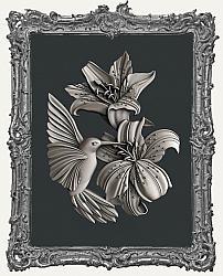 Zuri Silicone Mold - Colibri Flutters