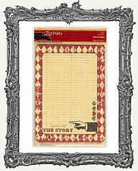 7 Gypsies Journal Card Pages - Gypsy - 12 Pieces