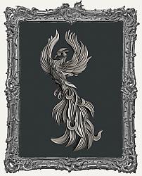 Zuri Silicone Mold - Rising Phoenix
