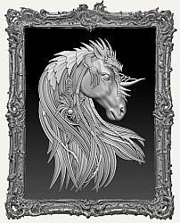 Zuri Silicone Mold - Lexus the Elven Horse