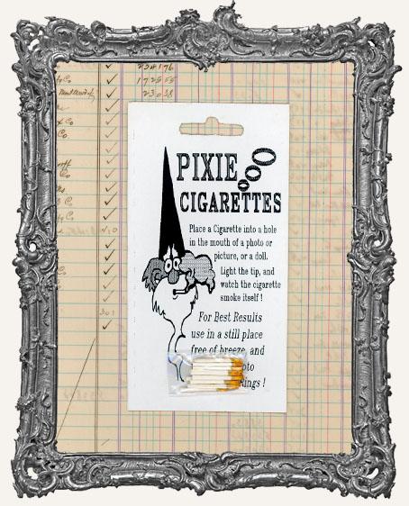 Vintage Pixie Cigarettes