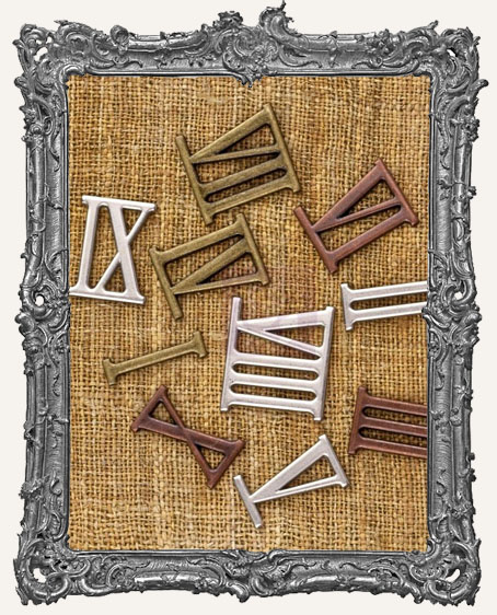 Vintage Mechanicals - Roman Numerals