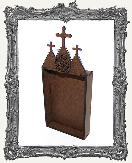 Medium DOTD Shrine Kit - Tall Gothic Church