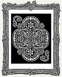 Stamperia Stencil - Amazonia Lace