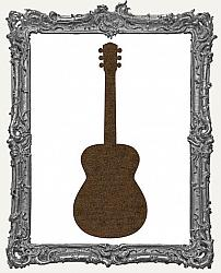 Mixed Media Creative Surface Board - Acoustic Guitar