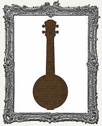 Mixed Media Creative Surface Board - Banjo