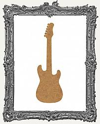 Chipboard Electric Guitar Cut-Outs - 3 Pieces